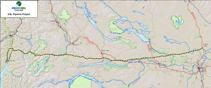 Pacific Trails Pipeline