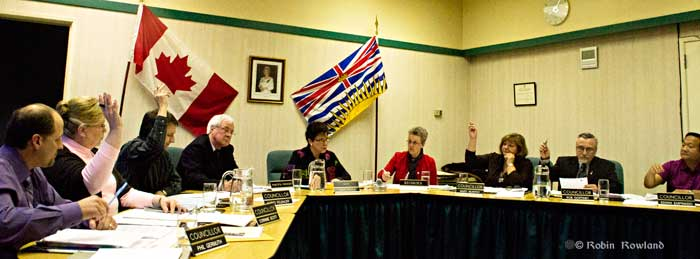 District of Kitimat council votes on JRP motion