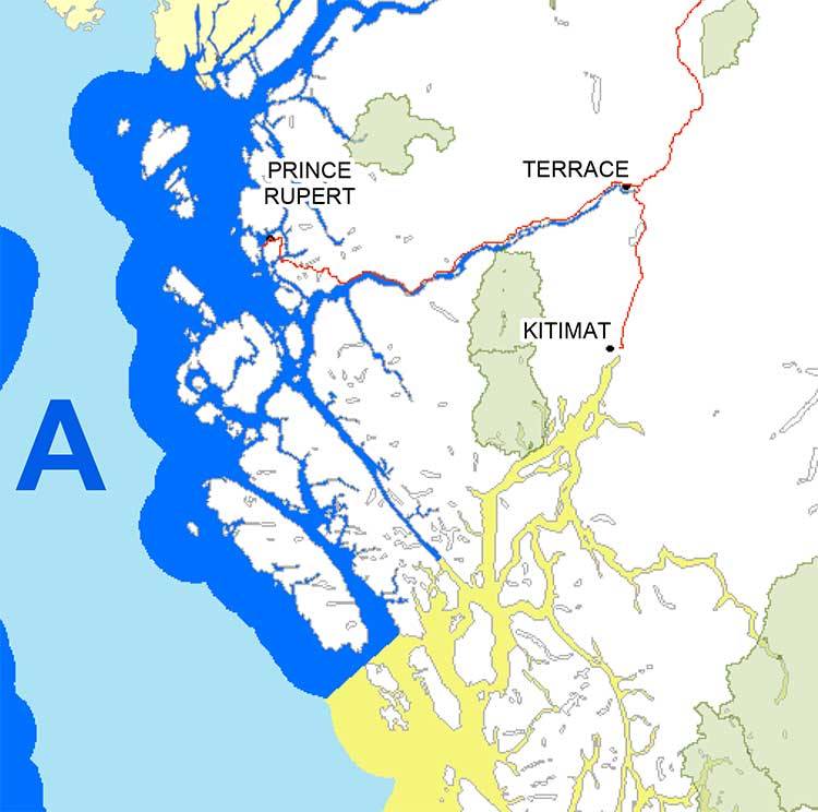 Tsunami Zone A