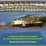 Transport Canada tanker report