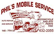 Phi;s Mobile Service