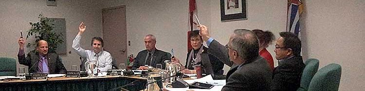 Kitimat Council votes 4 to 1 to oppose Enbridge Northern Gateway