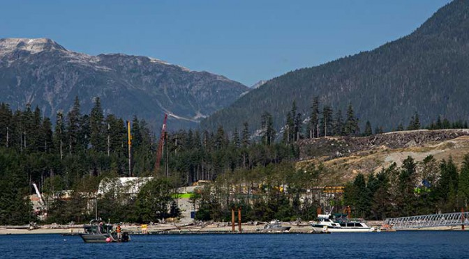 Chevron sticks with Kitimat but no final investment decision until customers sign