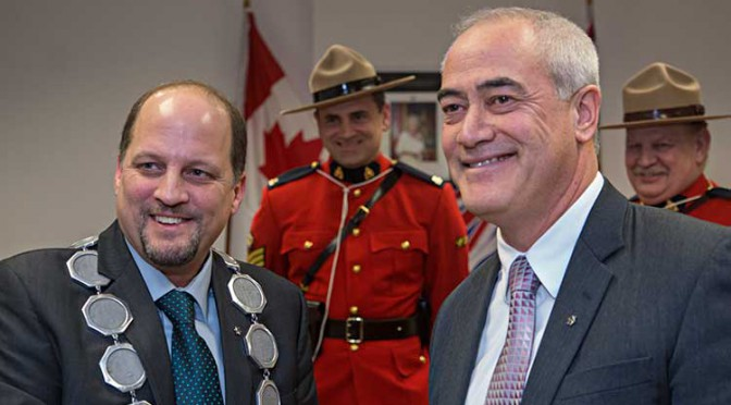 Phil Germuth takes over as Kitimat mayor, new council sworn in