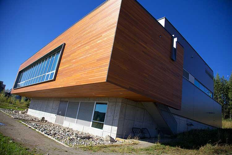 UNBC bioenergy lab