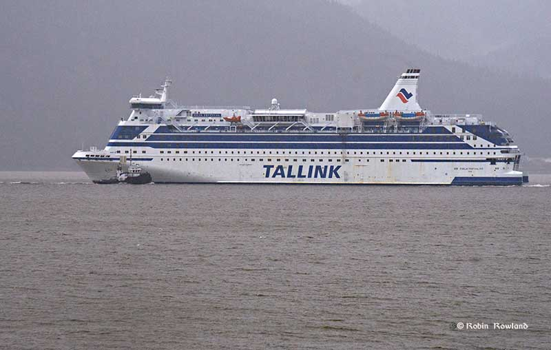 Silja Festival leaves Kitimat