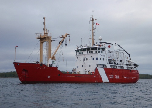 Canadian, US Coast Guards to exercise with Alaska emergency ship towing system