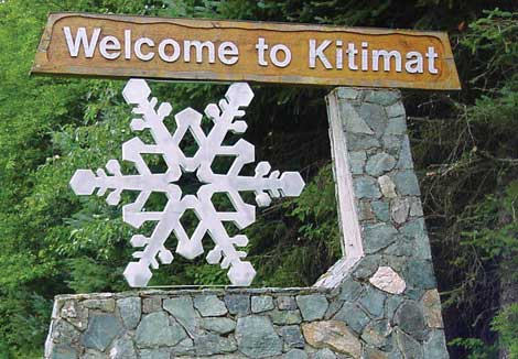 "The alt-right is spreading the word ""Snowflake"" as hate speech. It is time for Kitimat to take a stand for tolerance and for the town's brand"