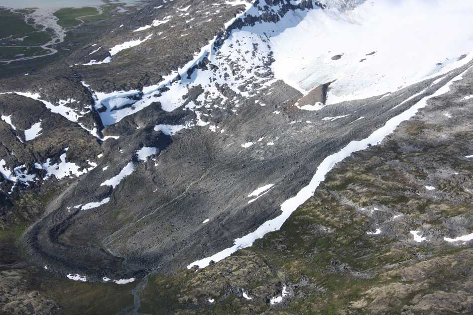 The end of the Ice Age in coastal British Columbia may indicate what will happen to shrinking ice sheets in Greenland, study indicates