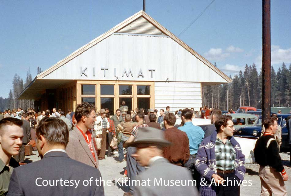 Can Kitimat's historic CN railway station be saved from demolition?