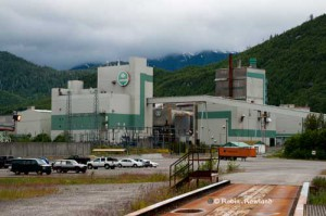 Eurocan site at Kitimat
