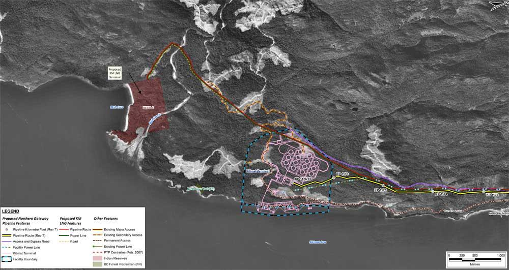 Bitumen map